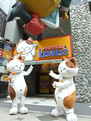 まねきねこ札幌大通南3条店