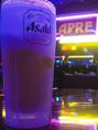 じめっとした暑さだから!!冷えたビールで乾杯☆ジョッキを常に凍らせているから、冷たさも持続。普段より長い時間、冷えたビールを楽しめるので、生ビール好きには堪りません♪もちろん、カクテルなども種類豊富にご用意しているのでお酒やビールが苦手な方も安心◎