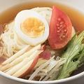 料理メニュー写真プライム冷麺 ~牛テールベースのさっぱりスープ~