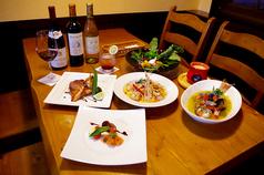 イタリア料理 B-gillのコース写真