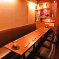 12人迄対応可能なテーブル席をご用意♪少人数~中人数までの宴会にオススメ♪県外のお客様も大歓迎♪♪【宴会/合コン/会社宴会/接待/デート/出張/旅行/郷土料理】