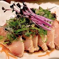 新鮮なお魚を使用した絶品!魚料理