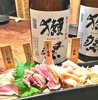 朝締め【鶏刺し】(栄/居酒屋/個室/飲み放題/宴会)