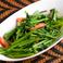 空芯菜の炒め物
