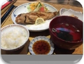 料理メニュー写真甘鯛唐揚げ定食