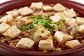 料理メニュー写真ふかひれ麻婆豆腐