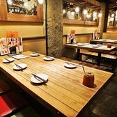 わいわいと楽しく飲みたい時は塚田農場 新宿本店へ☆スタッフ一同、みなさまのご来店をお待ちしております!