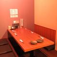 6人迄対応可能な掘りごたつ式テーブル席をご用意♪【宴会/合コン/デート/旅行/出張】