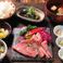 オリーブ牛のステーキ定食【期間限定特別価格2700円⇒2500円】