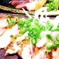 料理メニュー写真鶏もも肉あぶり焼き~ねぎまみれポン酢~