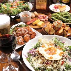Cafe&Bar crossB カフェ&バー クロスビーのおすすめ料理1