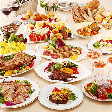 バトーラヴォワール 貸切パーティースペースのおすすめ料理1