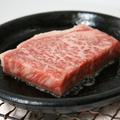 料理メニュー写真黒毛和牛の鉄板焼き