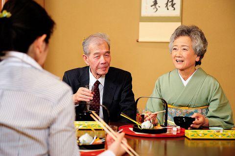 還暦のお祝い/長寿のお祝いプラン 4名様パック 100000円