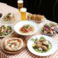 ◆ボローニャ料理と旬の食材のイタリアン◆