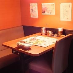 【柏駅徒歩1分】お1人様でもお2様でもご利用頂けるテーブル席!温野菜 柏 食べ放題 飲み放題