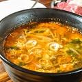 料理メニュー写真ユッケジャンスープ