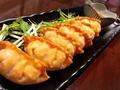 料理メニュー写真焼きそば餃子(揚げ)