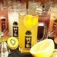 生ビールは360円(税抜)~◎リーズナブルが嬉しい!