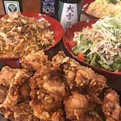それゆけ!鶏ヤロー 草加店の特集写真