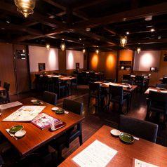 大小様々な個室があります♪【国分寺で居酒屋・蟹・海鮮・和食のお店をお探しなら北海道へ】
