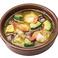 料理メニュー写真【期間限定】海老とタコのアヒージョ -アボカド入り-