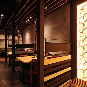 焼肉 讃 恵比寿店の雰囲気1