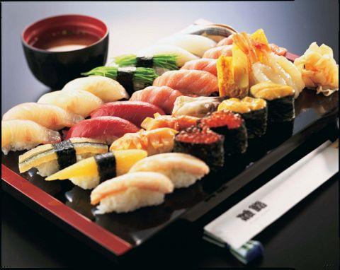 高級寿司食べ放題!男性4309円女性3661円!!