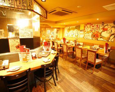 赤から 新宿靖国通リ店の雰囲気1