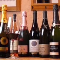 ソムリエ厳選ワインと料理のマリアージュ♪