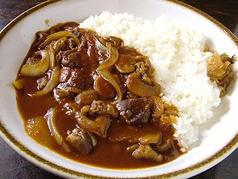料理メニュー写真三元豚のカツカレー/ハヤシライス