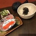 焼明太子お茶漬けセット580円(税抜)