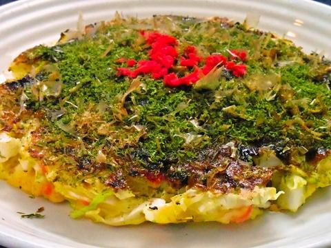 山芋たっぷりの関西風お好み焼きに特製ソースをアレンジした美味しいお好み焼きの店。