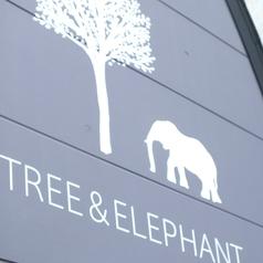 TREE&ELEPHANT ツリーアンドエレファントの外観2