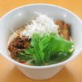 料理メニュー写真担担麺