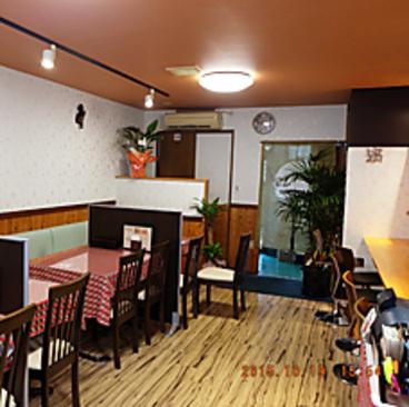 インドダイニングカフェ マター 児島店の雰囲気1
