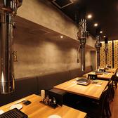 焼肉 讃 恵比寿店の雰囲気2