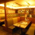 テーブルBOX席はデート、接待、小宴会にもおすすめのお席です。北海大漁舟盛りに生ラム焼肉や名物ザンギなど豪華料理をお楽しみください。刺身居酒屋うおや一丁の飲み放題付き宴会コースは3500円よりご用意をしております。厳選した新鮮な鮮魚をめいいっぱい利用した飲み放題付き宴会コースはどれも人気!