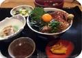 料理メニュー写真漁師丼定食