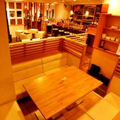 イタリアン カフェ ロコ italian Cafe LOKOの雰囲気3