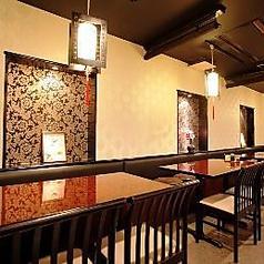 四川料理 華美 kabiの雰囲気1