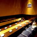 【完全個室】最大12名様までご案内可能な完全個室です。