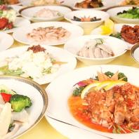 ランチ営業中。本格杭州料理をリーズナブルに。