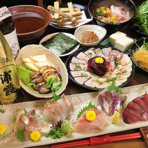 【創業50年】日本随一の鯨料理専門店。歓送迎会などご予約承ります。大人数可。