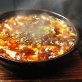 料理メニュー写真麻婆豆腐/茄子の香り醤油炒め