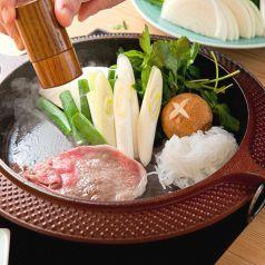 和牛 すき焼 藤尾 ホテルニューオータニ大阪のおすすめポイント1