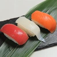 しゃぶしゃぶやお寿司は単品でもご堪能頂けます♪