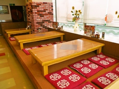 レストランひまわり プラザ店 マックスバリュ稲田の雰囲気1