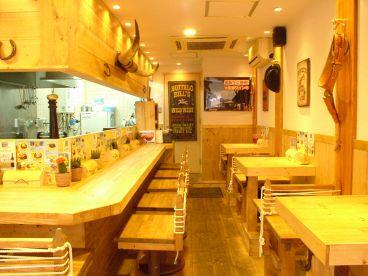 大阪ステーキ かうぼーいの雰囲気1