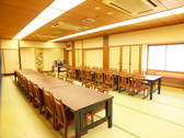会議などに最適な「鶴・亀の間」(40~50名様) (完全個室お座敷宴会場)